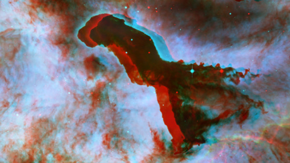 Carina Nebula (Туманность Киля)