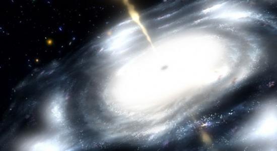 Ретро черные дыры более мощные