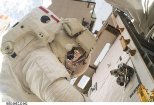 астронавт Том Мэршберн (Tom Marshburn) - STS-127