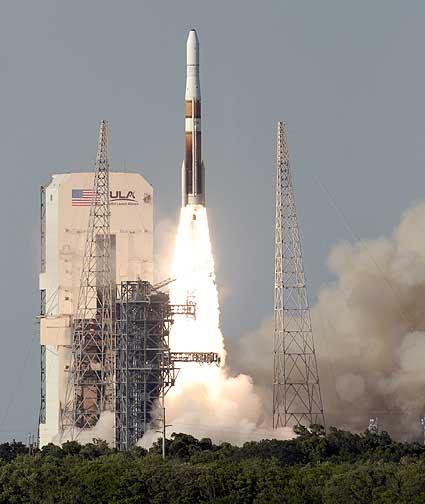 Спутник GOES-O отправился на орбиту