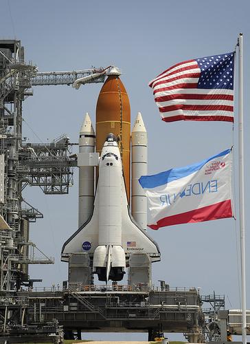 Отложенный полёт НАСА