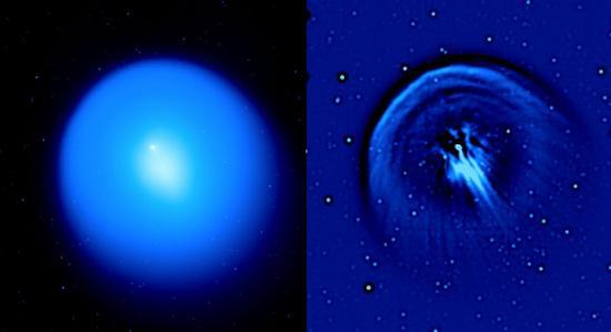 Комета Холмса и загадка ее вспышки