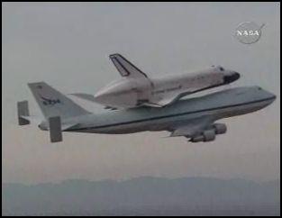 Космические корабли в движении!