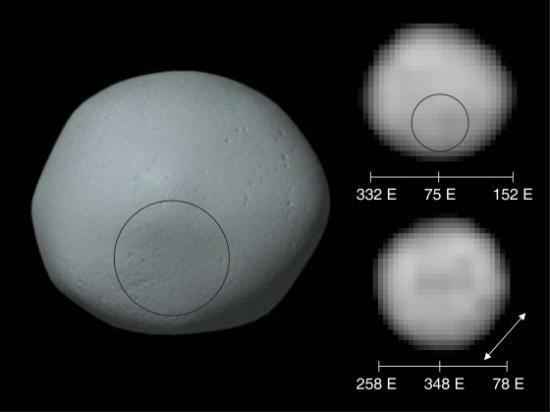 Астероид Паллас является также и протопланетой