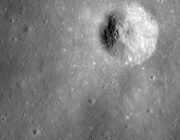Последняя фотография LRO раскрывает тайну Аполлона 14