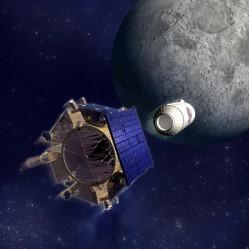 LRO успешно достиг лунной орбиты