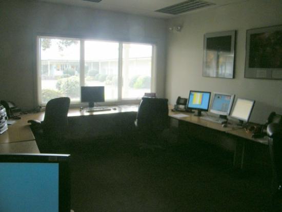 Комната для работы с телескопом Кек 2