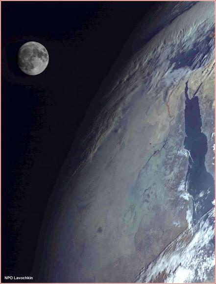 Луна имеет жидкий слой вокруг ядра