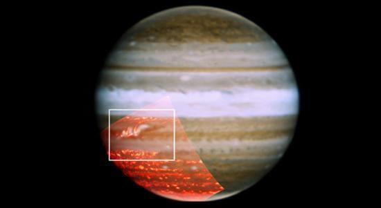 Исчезнувший пояс Юпитера возвращается