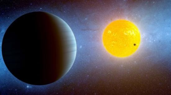 Команда Кеплера анонсировала еще одну каменную планету