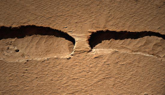 На Марсе найдены естественные мосты