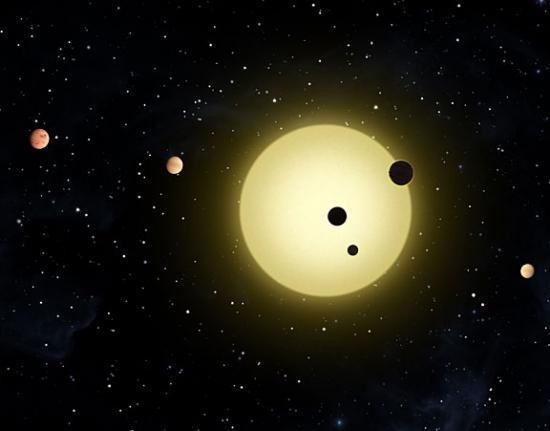 Компактная планетная система Kepler-11