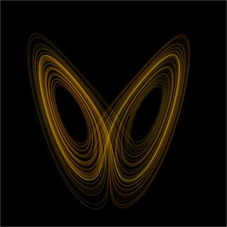 Эффект бабочки в теории хаоса