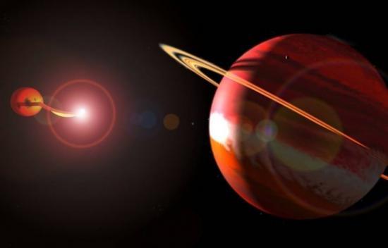 Астрономы из Южной Африки нашли доказательства двойной планетарной системы