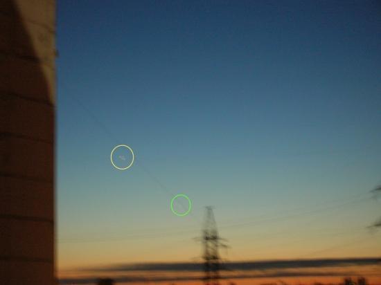 Юпитер и Меркурий в небе 13-16 марта