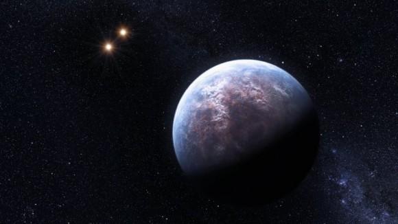 Открыта новая планета в тройной звездной системе