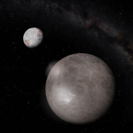 Десять интересных фактов о Плутоне