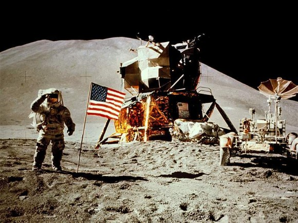 40 лет со дня запуска миссии Аполлон-15