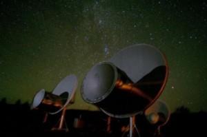 Телескоп ATA (Allen Telescope Array)