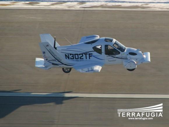 Ваш летающий автомобиль