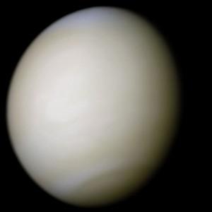 Цветное изображение Венеры