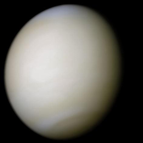 Десять интересных фактов о Венере