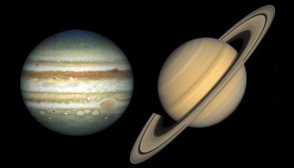 Влияние Юпитера на формирование Солнечной системы