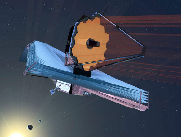 Программа телескопа им. Джеймса Вебба требует повышения расходов