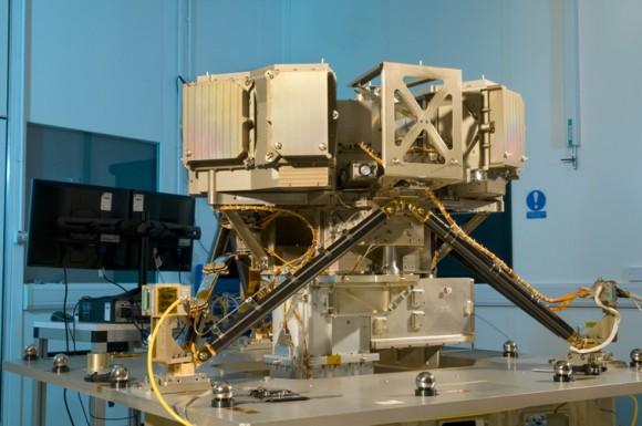 Первый инструмент телескопа им. Джеймса Вебба прошел тест