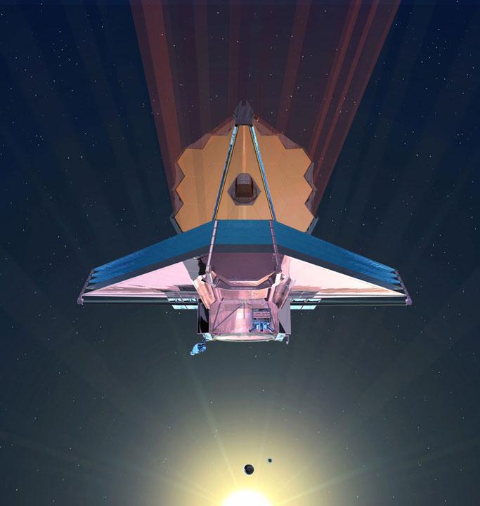 Сенат спасает телескоп им. Джеймса Вебба