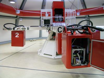 Центрифуга ESA готова для экспериментов