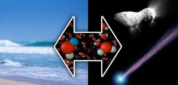 Комета Хартли-2 принесла на Землю воду