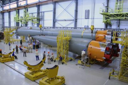 Ракета «Союз-СТ» выведет два спутника «Галилео»