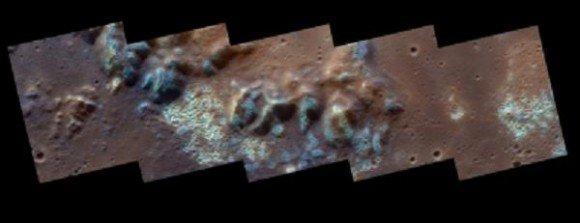Водородные гейзеры на Меркурии?