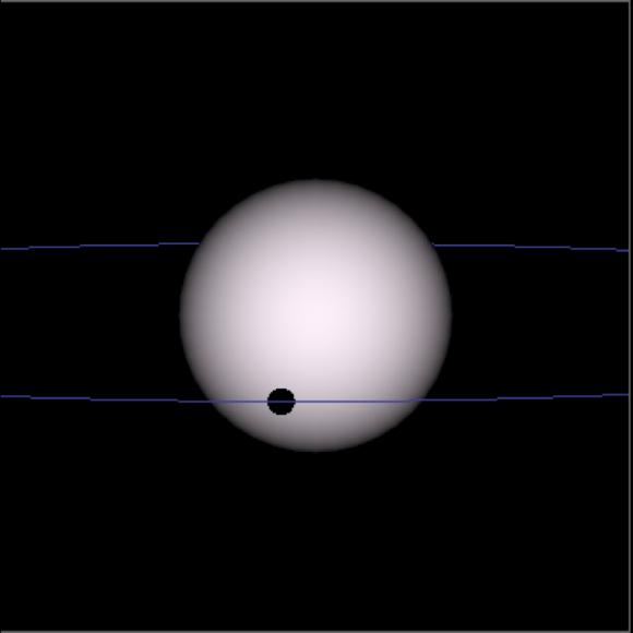 Исследование атмосферы экзопланеты WASP 14b