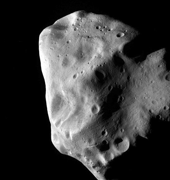 Астероид Лютеция — свидетель зарождения Земли