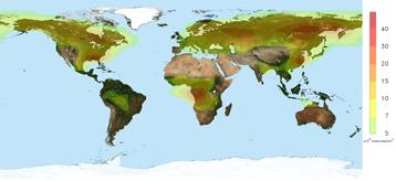 Спутник раскрыл связь между лесами и кислотными дождями