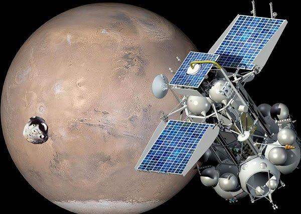 Обломки «Фобос-Грунта» упадут на Землю после Нового года