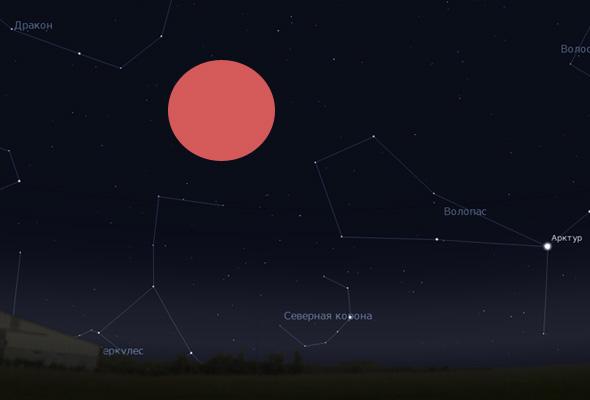 Квадрантиды: метеорный поток 4 января 2012 года