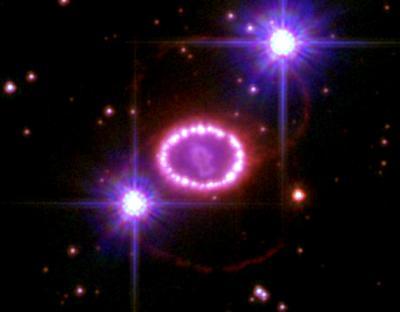 Сверхновые звезды не угрожают Земле в 2012 году