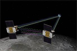 Зонды миссии GRAIL успешно вышли на орбиту Луны