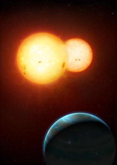 Открыт новый класс планетных систем