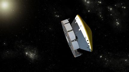 MSL успешно провел коррекцию траектории