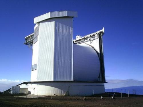 Телескоп Джеймса Кларка Максвелла отпраздновал свое 25-летие