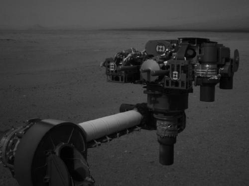 Марсоход Curiosity готовится к тестовым испытаниям