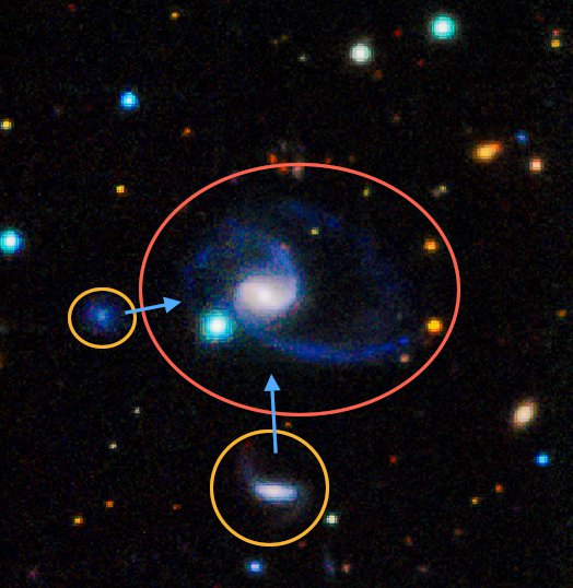 Обнаружены близнецы Млечного Пути