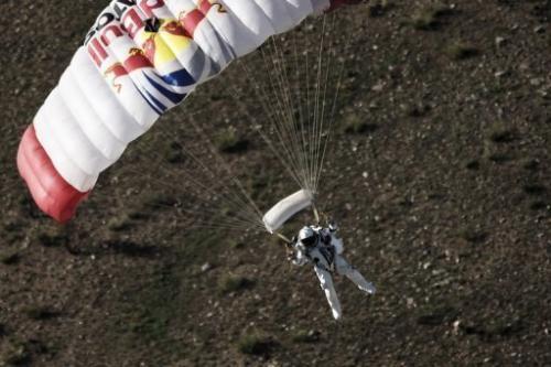 «Бесстрашный Феликс» прыгнул с высоты 38 км.