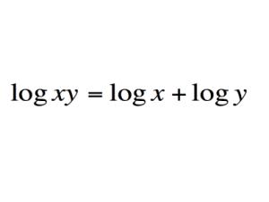 Логарифм и его тождество