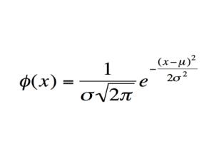 Нормальное распределение
