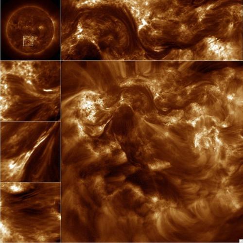Корона Солнца: загадки и их решение
